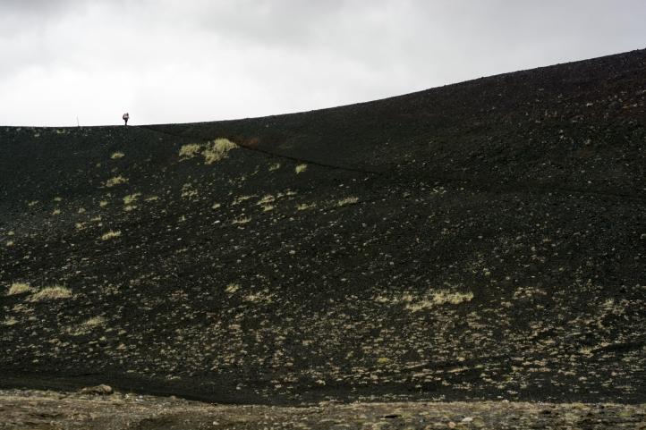 Laugavegur / Vulkanische Wüste bei Emstrur
